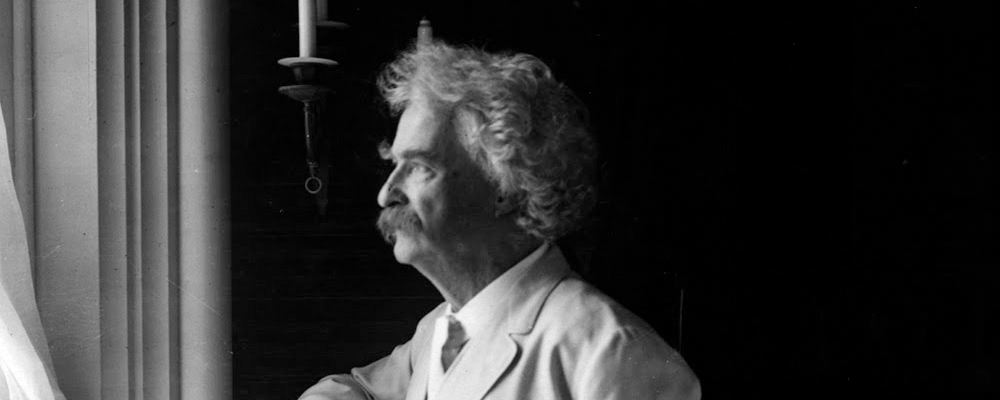 "A Text at Work: Mark Twain's ""The £1,000,000 Bank Note"""
