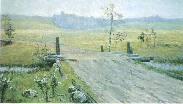 Henryk_Weyssenhoff_-_Zamarłe_barwy_1919