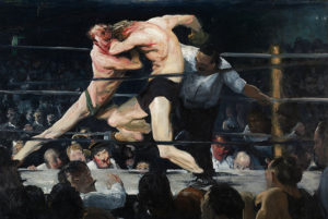 George Bellows_Stag at Sharkey's 2