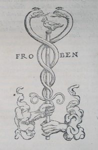 Johann Froben, The Printer's Symbol