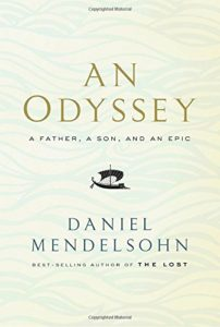 An Odyssey Book Cover